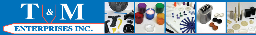 T&M Enterprises, Inc. Custom Plastic Injection Molded Parts & Extruded Components Made to Your Specifications