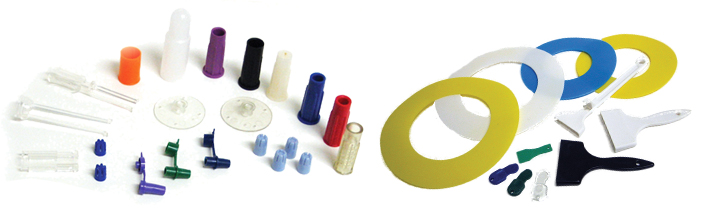 Injected Molded Plastic Parts & Extruded Plastic Components - T&M Enterprises, Inc.